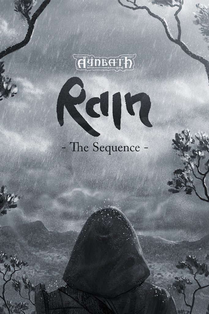 cover image of the graphic novel sequence rain