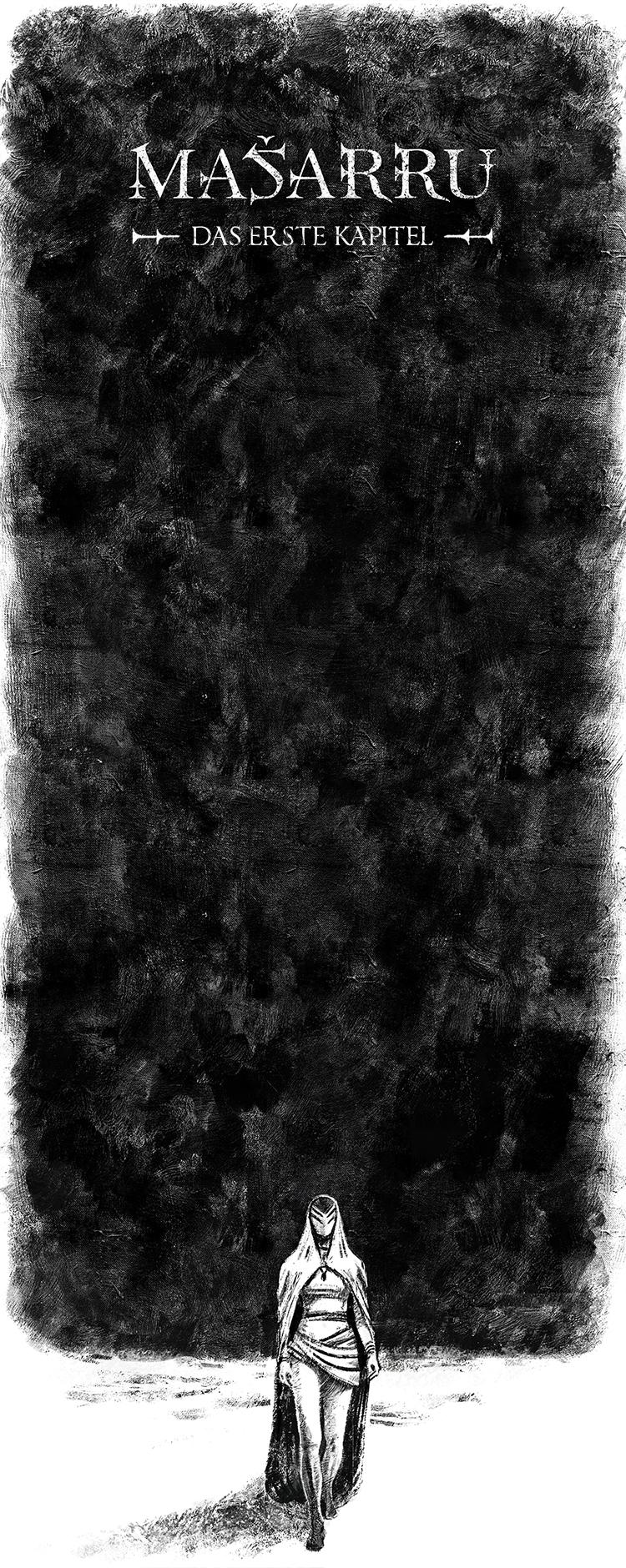 dark art comic