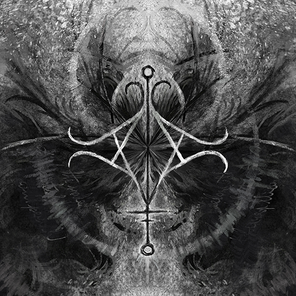 divine sigil of death and transformation