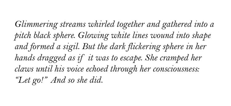 dark souls like narration