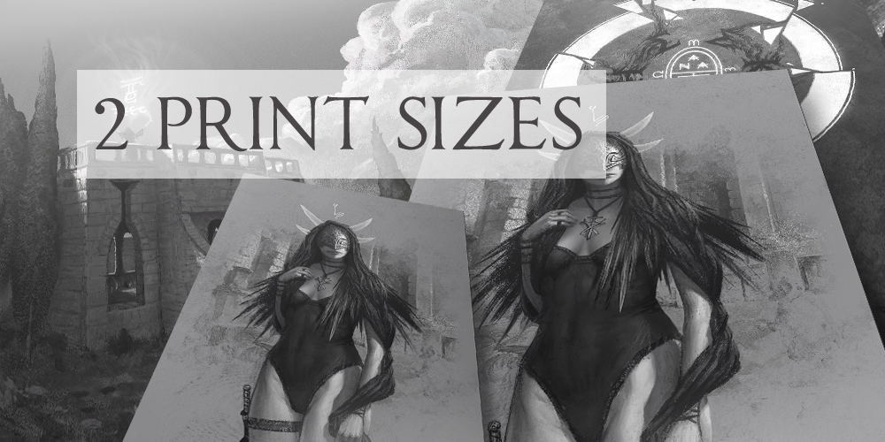 aynbath shop update - A3 prints and A4 prints available
