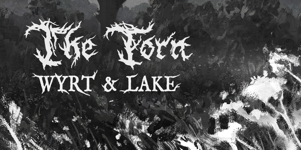 the torn - story wyrt and lake